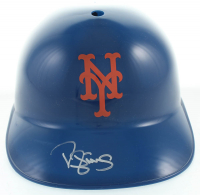 Darryl Strawberry Signed Mets Full-Size Batting Helmet (Schwartz COA) at PristineAuction.com