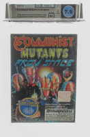 "1982 ""Communist Mutants From Space"" Atari 2600 Video Game (WATA 7.5) at PristineAuction.com"