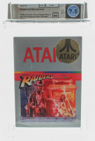 "1982 ""Raiders of the Lost Ark"" Atari 2600 Video Game (WATA 7.5) at PristineAuction.com"