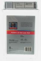 "1982 ""Raiders of the Lost Ark"" Atari 2600 Video Game (WATA 7.5) at PristineAuction.com"