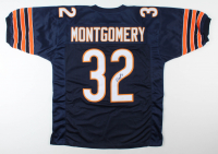 David Montgomery Signed Jersey (JSA Hologram) at PristineAuction.com