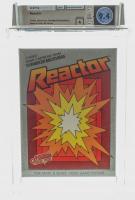 "1982 ""Reactor"" Atari 2600 Video Game (WATA 9.4) at PristineAuction.com"
