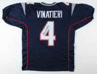 Adam Vinatieri Signed Jersey (JSA COA) at PristineAuction.com