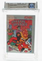 "1987 ""Crystal Castles"" Atari 2600 Video Game (WATA 8.0) at PristineAuction.com"