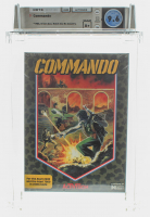 "1985 ""Commando"" Atari 2600 Video Game (WATA 9.6) at PristineAuction.com"