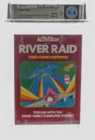 "1982 ""River Raid"" Atari 2600 Video Game (WATA 9.6) at PristineAuction.com"