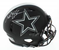 Deion Sanders Signed Cowboys Eclipse Alternate Speed Full-Size Authentic On-Field Helmet (Beckett COA) at PristineAuction.com
