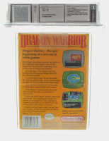 "1989 ""Dragon Warrior"" NES Video Game (WATA 7.0 at PristineAuction.com"