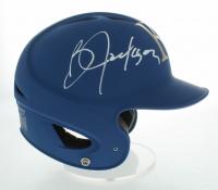 Bo Jackson Signed Full-Size Matte Blue Royals Batting Helmet (Beckett Hologram) at PristineAuction.com