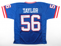 Lawrence Taylor Signed Jersey (Schwartz Sports COA) at PristineAuction.com