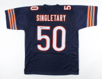 """Mike Singletary Signed Jersey Inscribed """"HOF 98"""" (PSA Hologram) at PristineAuction.com"""