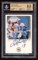 Dan Marino Autograph 1998 SPx Finite UD Authentics #DM1 (BGS 9.5) at PristineAuction.com