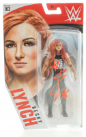 Becky Lynch Signed WWE Action Figure (Beckett Hologram) at PristineAuction.com
