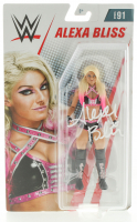Alexa Bliss Signed WWE Action Figure (Beckett Hologram) at PristineAuction.com