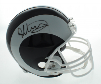 Todd Gurley Signed Rams Full-Size Helmet (Beckett COA) at PristineAuction.com