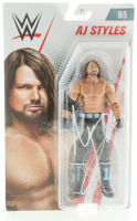AJ Styles Signed WWE Action Figure (Beckett Hologram) at PristineAuction.com