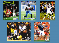 Schwartz Sports Football FIELD GOAL Mystery Box - Series 4 (Limited to 100) (3 Autographed Items per Box) at PristineAuction.com