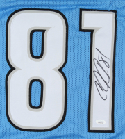Calvin Johnson Signed Jersey (JSA COA) at PristineAuction.com