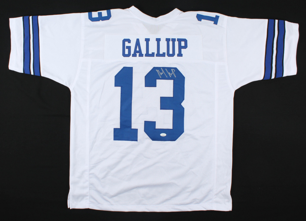Michael Gallup Signed Jersey (JSA COA) at PristineAuction.com