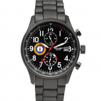 Deporte Spitfire Style Men's Chronograph Watch at PristineAuction.com