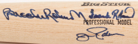 Brooks Robinson, Frank Robinson & Jim Palmer Signed Rawlings Adirondack Big Stick Pro Model Baseball Bat (JSA COA) at PristineAuction.com
