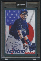 Ichiro Topps Project 2020 #169 by Blake Jamieson (Project 2020 Encapsulated) at PristineAuction.com