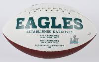 Darius Slay Signed Eagles Logo Football (JSA COA) at PristineAuction.com