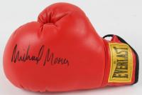 Michael Moorer Signed Everlast Boxing Glove (JSA Hologram) at PristineAuction.com