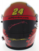 Jeff Gordon Signed NASCAR JeffGordon.com Full-Size Helmet (PSA COA) at PristineAuction.com