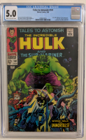 "1968 ""Tales to Astonish"" Issue #101 Marvel Comic Book (CGC 5.0) at PristineAuction.com"