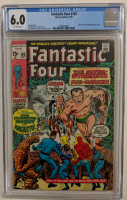"1970 ""Fantastic Four"" Issue #102 Marvel Comic Book (CGC 6.0) at PristineAuction.com"