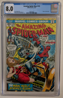 """1973 """"The Amazing Spider-Man"""" Issue #125 Marvel Comic Book (CGC 8.0) at PristineAuction.com"""