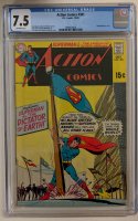 "1969 ""Action Comics"" Issue #381 DC Comic Book (CGC 7.5) at PristineAuction.com"