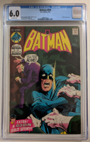 "1971 ""Batman"" Issue #229 DC Comic Book (CGC 6.0) at PristineAuction.com"