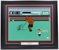 Mike Tyson Signed 22x27 Custom Framed Photo Display (JSA COA & Fiterman Sports Hologram) at PristineAuction.com
