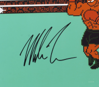 "Mike Tyson Signed ""Punch-Out!!"" 22x27 Custom Framed Photo Display (JSA COA & Fiterman Sports Hologram) at PristineAuction.com"
