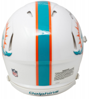 Dan Marino Signed Dolphins Full-Size Authentic On-Field Speed Helmet (JSA COA) at PristineAuction.com