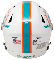 Dan Marino Signed Dolphins Full-Size Authentic On-Field SpeedFlex Helmet with Display Case (JSA COA) at PristineAuction.com