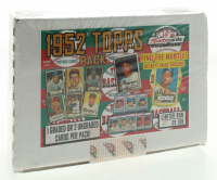 1952 Topps Baseball Pack from Sportscards.com at PristineAuction.com