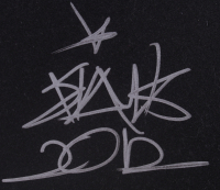 Travis Barker Signed Evans Drumhead (JSA Hologram) at PristineAuction.com