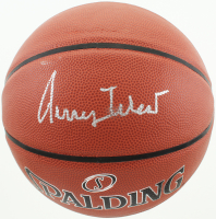 Jerry West Signed Basketball (PSA COA) at PristineAuction.com