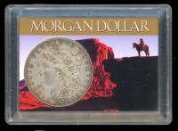 1878 Morgan Silver Dollar In Case at PristineAuction.com