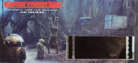 """Star Wars: The Empire Strikes Back"" LE Jedi Training Original Authentic 70MM Film Cel at PristineAuction.com"