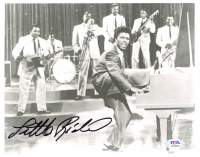 Little Richard Signed 8x10 Photo (PSA COA) at PristineAuction.com
