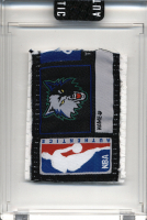 KEVIN GARNETT 2003-04 TIMBERWOLVES GAME-WORN JERSEY MYSTERY SWATCH BOX! at PristineAuction.com