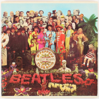"""Vintage The Beatles """"Sgt. Pepper's Lonely Hearts Club Band"""" Vinyl Record Album at PristineAuction.com"""