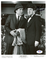 """Mel Brooks Signed """"High Anxiety"""" 8x10 Photo (PSA COA) at PristineAuction.com"""
