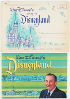 Vintage 1964 Disneyland Pictorial Souvenir & Guide Book including the Original Packaging Envelope at PristineAuction.com
