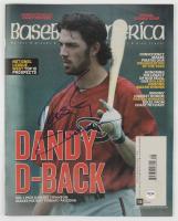 Dansby Swanson Signed 2016 Baseball America Magazine (PSA COA) at PristineAuction.com