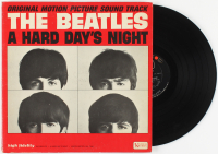 """The Beatles """"A Hard Day's Night"""" Vinyl Record Album at PristineAuction.com"""